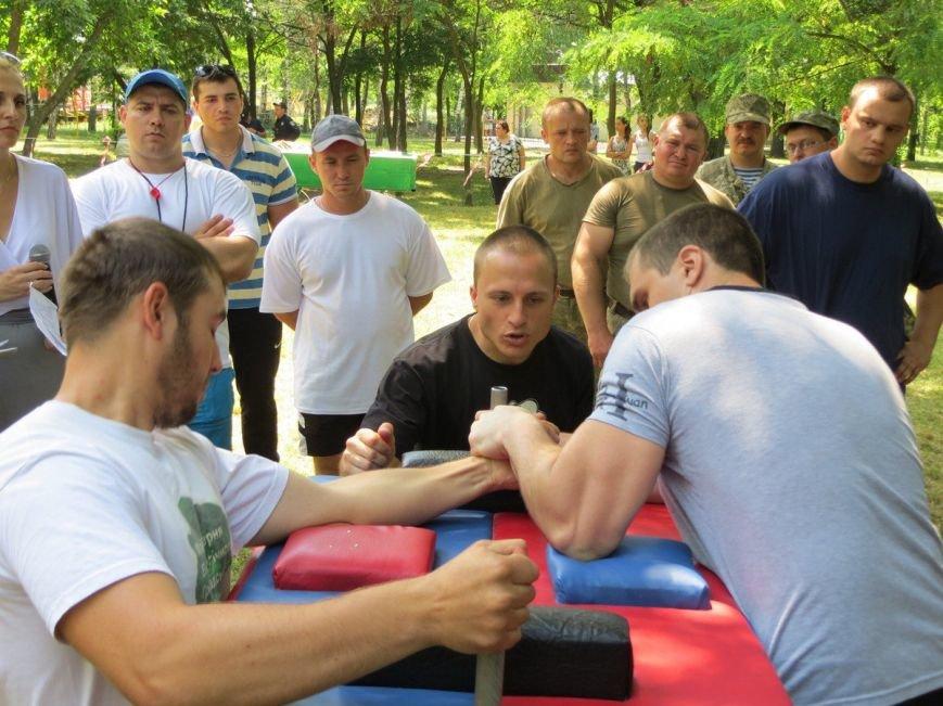 В Краматорске выбрали сильнейшие руки области, фото-6