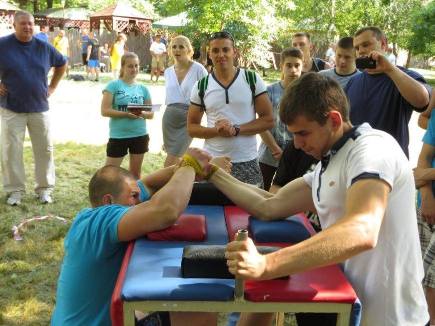 В Краматорске выбрали сильнейшие руки области, фото-2