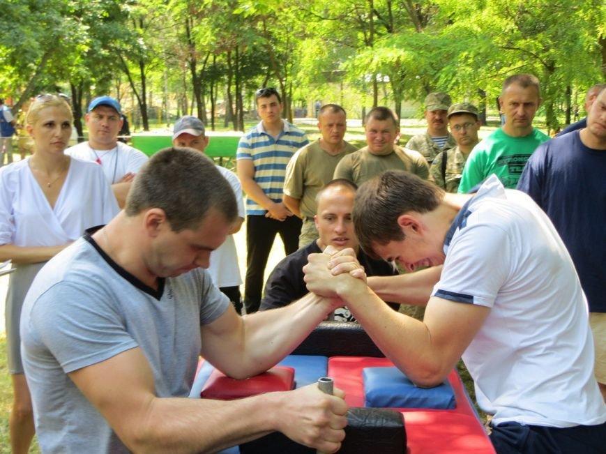 В Краматорске выбрали сильнейшие руки области, фото-4