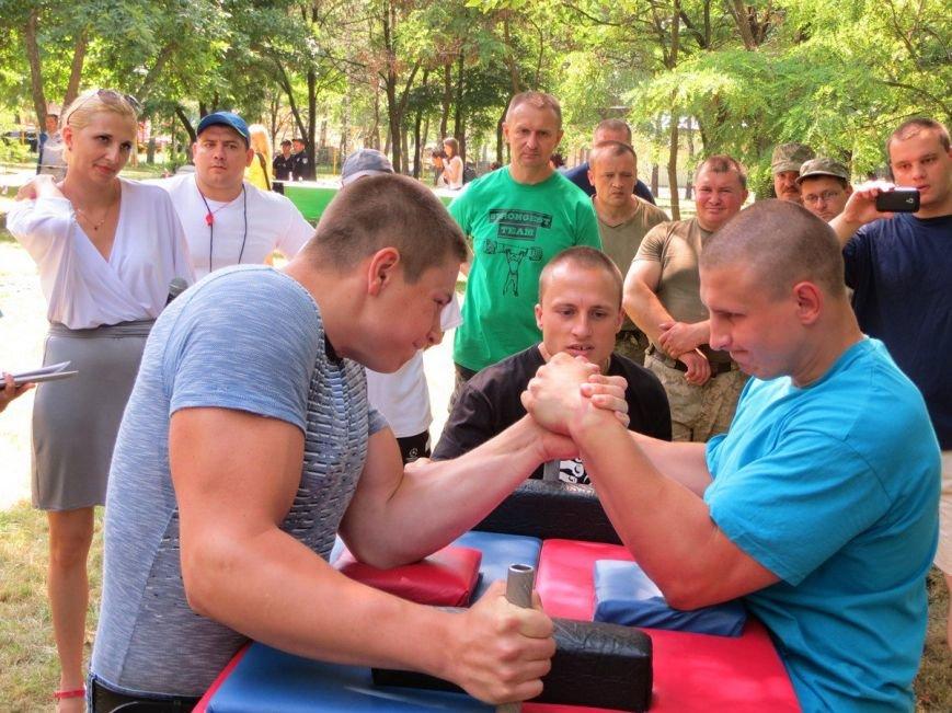 В Краматорске выбрали сильнейшие руки области, фото-7