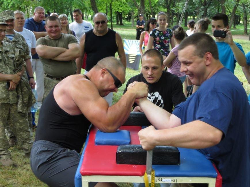 В Краматорске выбрали сильнейшие руки области, фото-3