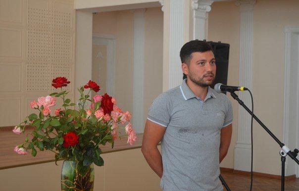 Телеведущий Игорь Пупков на встрече с молодыми лидерами Черноморска (+фото), фото-1