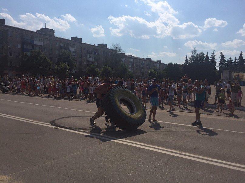 На Рівненщині пройшов конкурс «Богатирські ігри», фото-4