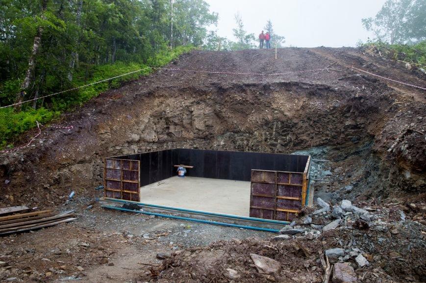 В Южно-Сахалинске на СТК «Горный воздух» началось строительство новых подъёмников, фото-2