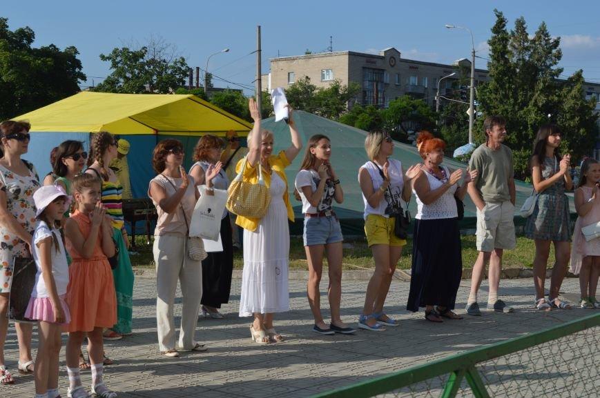 В Северодонецке отметили День Конституции и День молодежи (ФОТО), фото-1