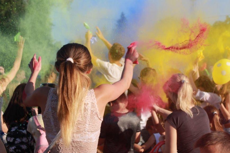 Лето, краски и яркие эмоции: как прошёл в Доброполье День молодёжи, фото-12