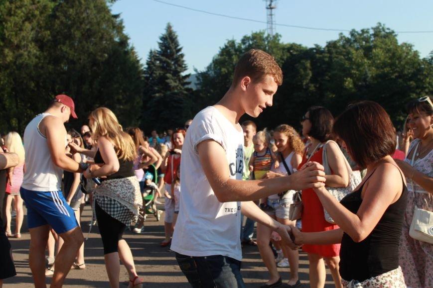 Лето, краски и яркие эмоции: как прошёл в Доброполье День молодёжи, фото-4