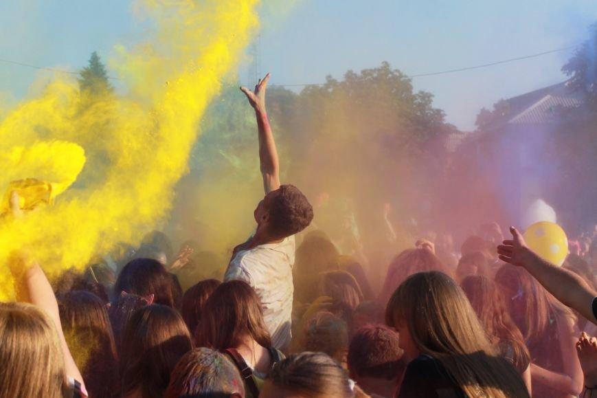 Лето, краски и яркие эмоции: как прошёл в Доброполье День молодёжи, фото-15