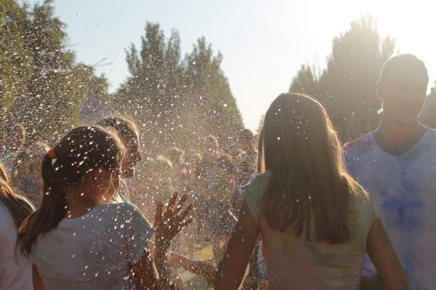 Лето, краски и яркие эмоции: как прошёл в Доброполье День молодёжи, фото-17