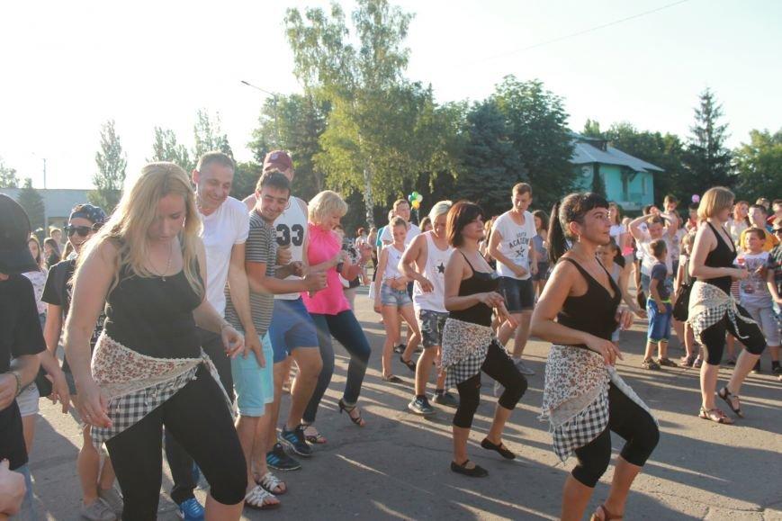Лето, краски и яркие эмоции: как прошёл в Доброполье День молодёжи, фото-6
