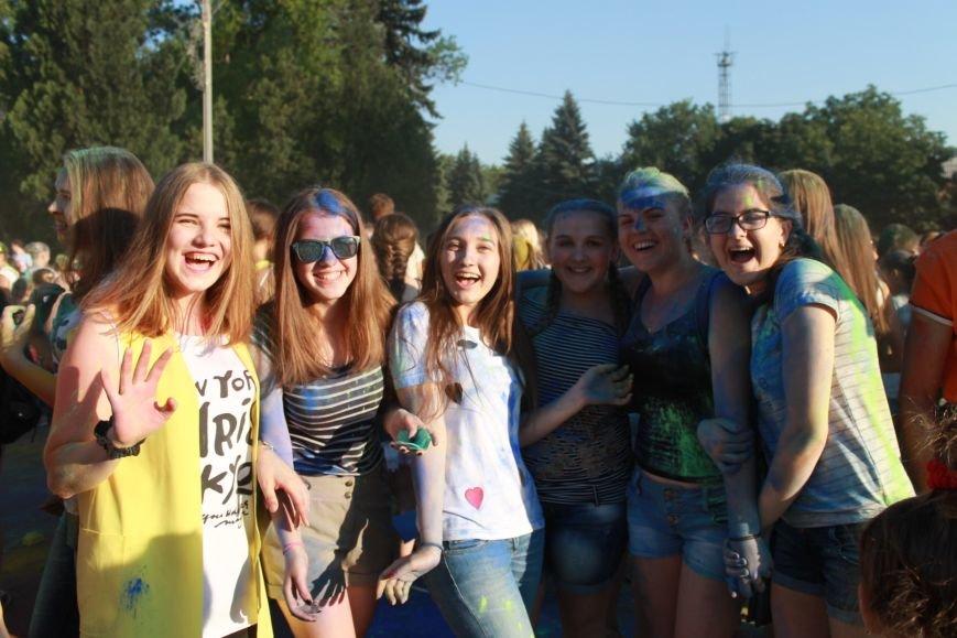 Лето, краски и яркие эмоции: как прошёл в Доброполье День молодёжи, фото-16