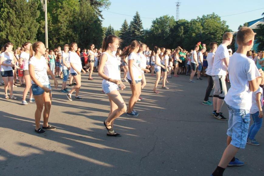 Лето, краски и яркие эмоции: как прошёл в Доброполье День молодёжи, фото-10