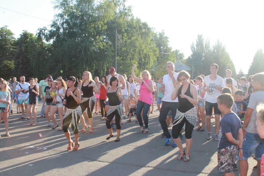 Лето, краски и яркие эмоции: как прошёл в Доброполье День молодёжи, фото-5