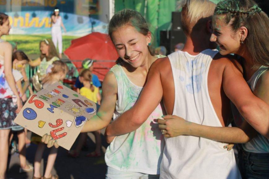 Лето, краски и яркие эмоции: как прошёл в Доброполье День молодёжи, фото-20