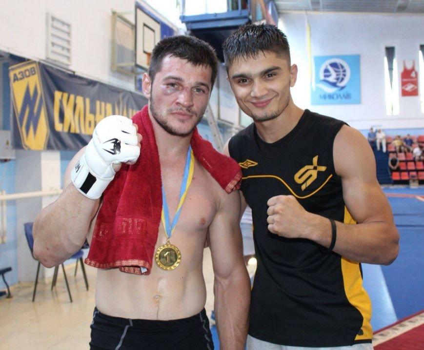 Андрей Мавродиев и Вусал Ахмедов