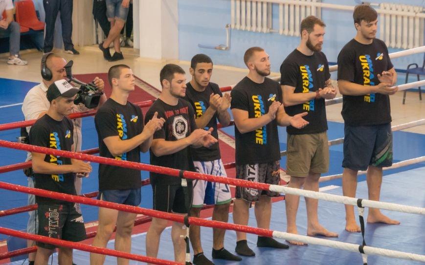 Сборная команда Николаева