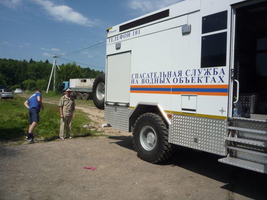 Спасатели МЧС напомнили о правилах безопасности отдыхающим Заречья, фото-2