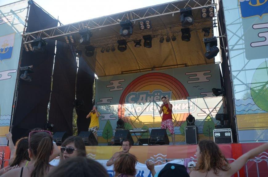 """В Мариуполе молодые вокалисты """"зажгли"""" на пляже поселке Песчаный (ФОТО+ВИДЕО), фото-7"""