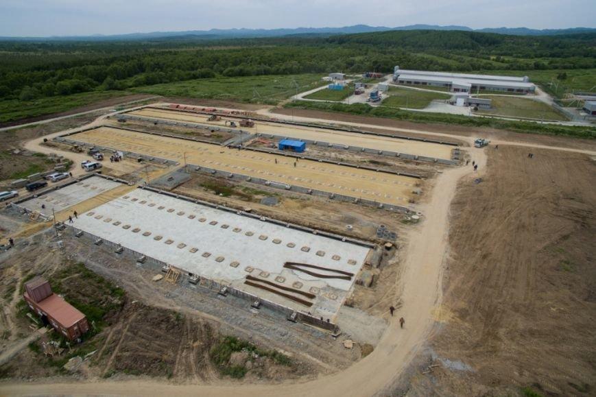 Реализацию инвестиционных проектов в рамках ТОСЭР «Южная» проверил губернатор области, фото-4