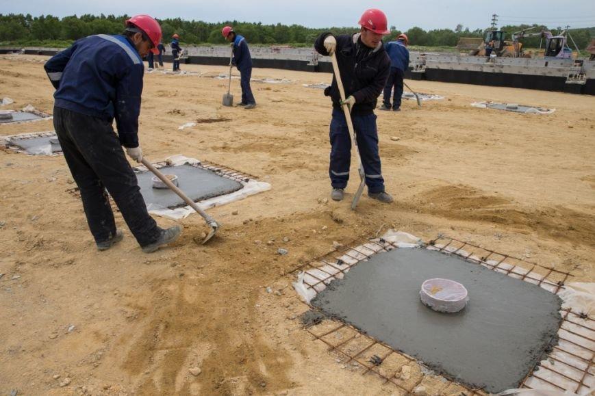 Реализацию инвестиционных проектов в рамках ТОСЭР «Южная» проверил губернатор области, фото-2