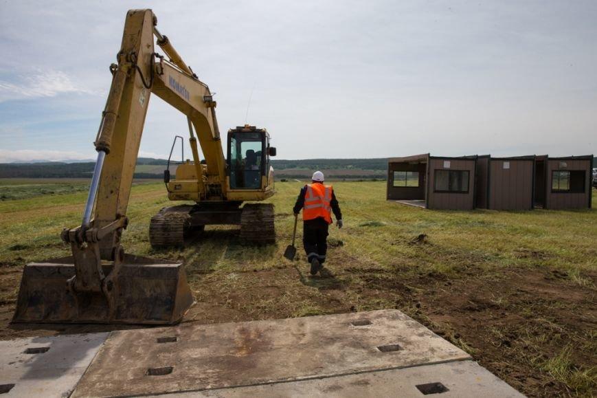 Реализацию инвестиционных проектов в рамках ТОСЭР «Южная» проверил губернатор области, фото-1