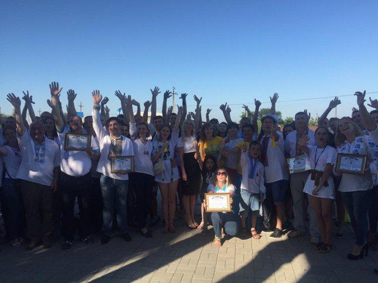 Краматорчане приняли участия в новом рекорде Украины, фото-3