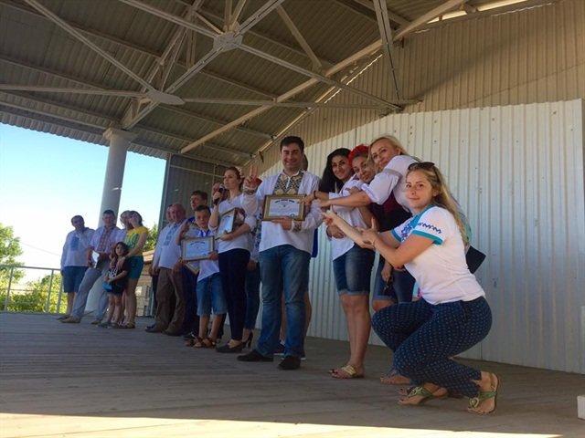 Краматорчане приняли участия в новом рекорде Украины, фото-2