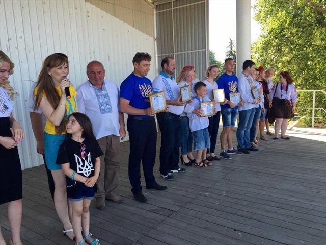 Краматорчане приняли участия в новом рекорде Украины, фото-1