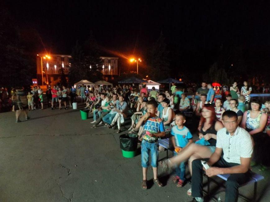 В Краматорске прошел концерт от талантливой молодежи, фото-3