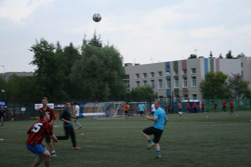 На Троицком стадионе прошёл второй тур на кубок «Боевое братство», фото-4