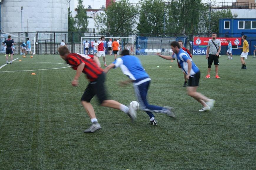 На Троицком стадионе прошёл второй тур на кубок «Боевое братство», фото-5