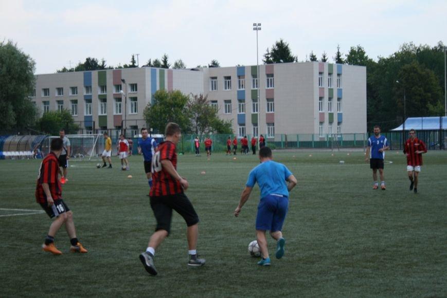 На Троицком стадионе прошёл второй тур на кубок «Боевое братство», фото-3