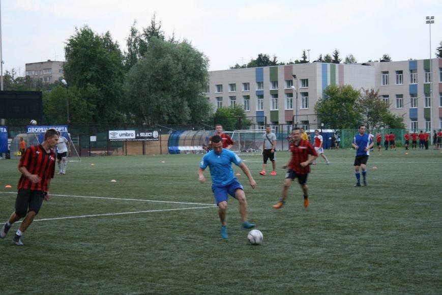 На Троицком стадионе прошёл второй тур на кубок «Боевое братство», фото-2