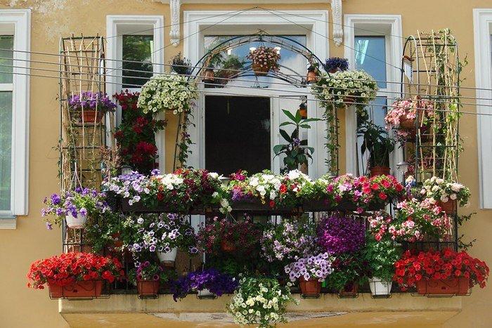 Балкон в Пушкине2