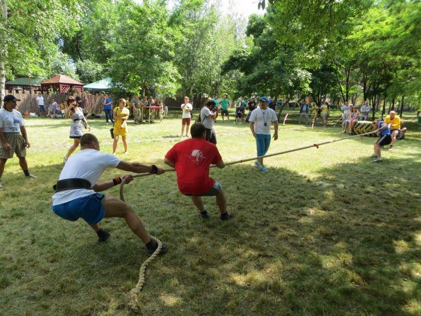 Две команды из Доброполья приняли участие в финале областных соревнований «Козацькі розваги», фото-1