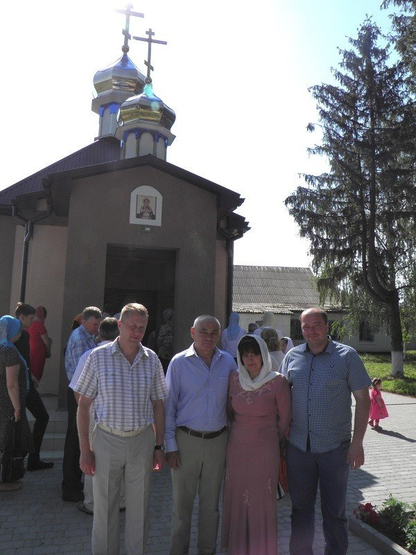На Білоцерківщині з'явився ще один храм УПЦ МП, фото-1