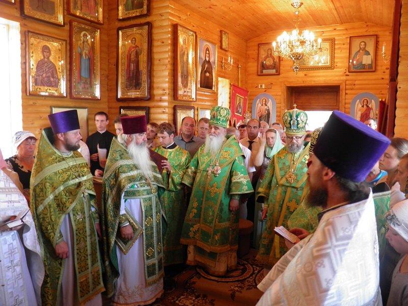На Білоцерківщині з'явився ще один храм УПЦ МП, фото-2