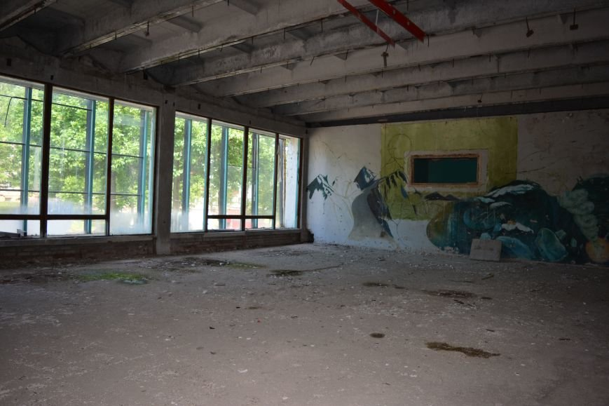 Закрытый «Космос», или Как сейчас выглядит здание бывшего кинотеатра в центре Новополоцка, фото-10