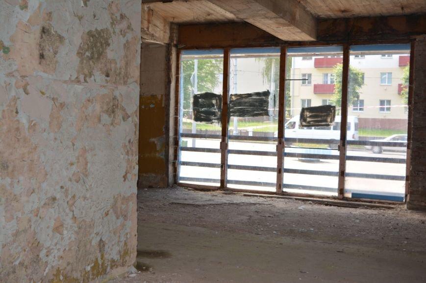 Закрытый «Космос», или Как сейчас выглядит здание бывшего кинотеатра в центре Новополоцка, фото-9