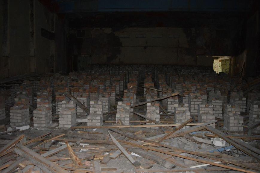 Закрытый «Космос», или Как сейчас выглядит здание бывшего кинотеатра в центре Новополоцка, фото-15
