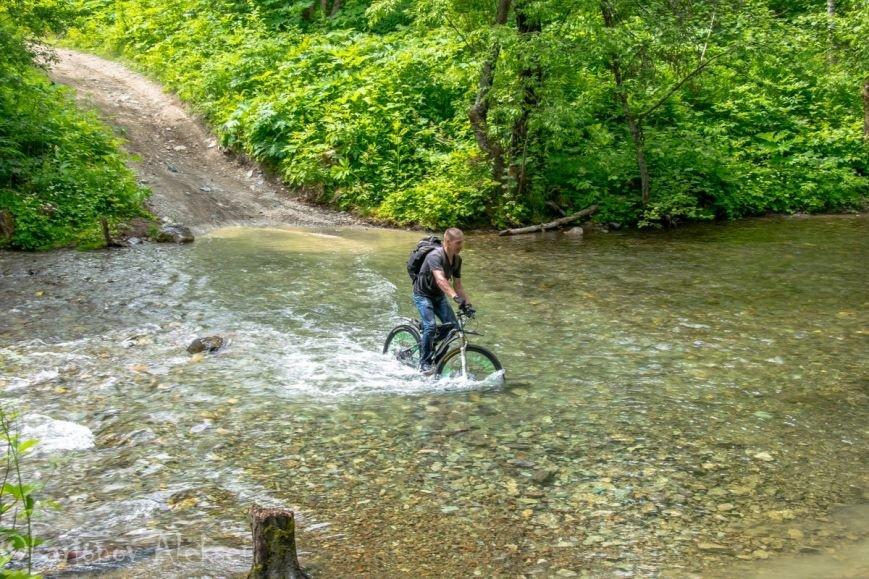 Школа велосипедного туризма покорила Чеховский перевал, фото-3