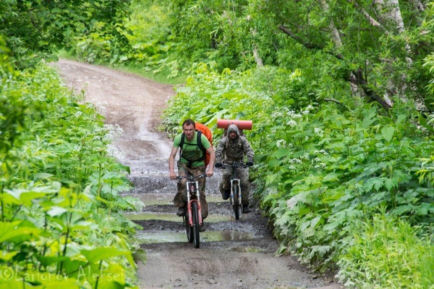 Школа велосипедного туризма покорила Чеховский перевал, фото-4