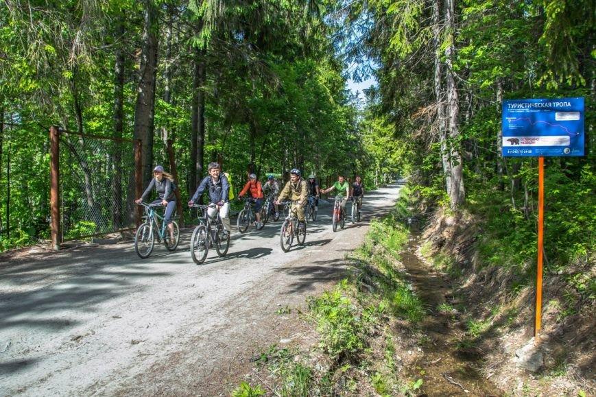 Школа велосипедного туризма покорила Чеховский перевал, фото-5