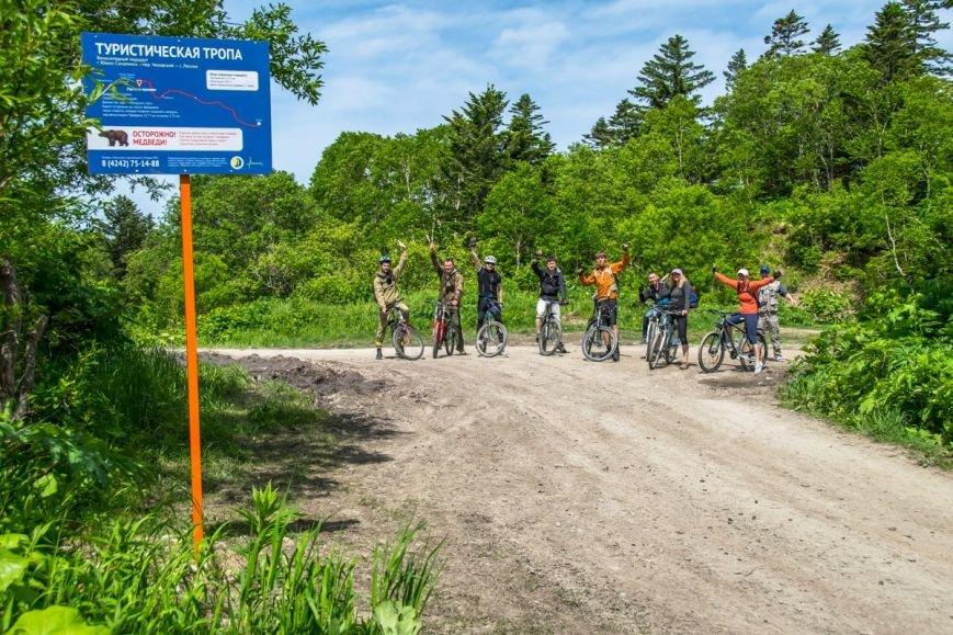 Школа велосипедного туризма покорила Чеховский перевал, фото-1