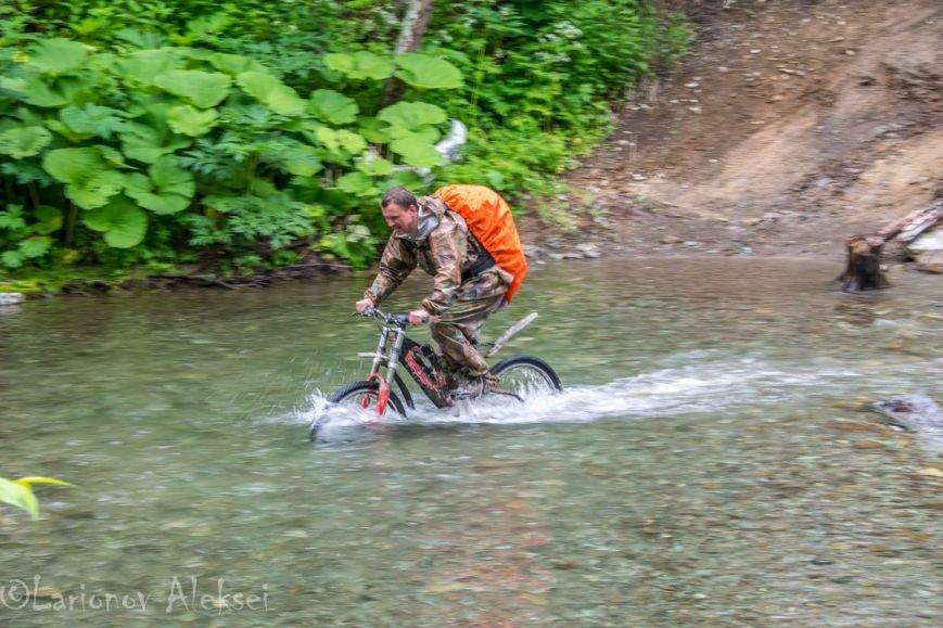 Школа велосипедного туризма покорила Чеховский перевал, фото-2