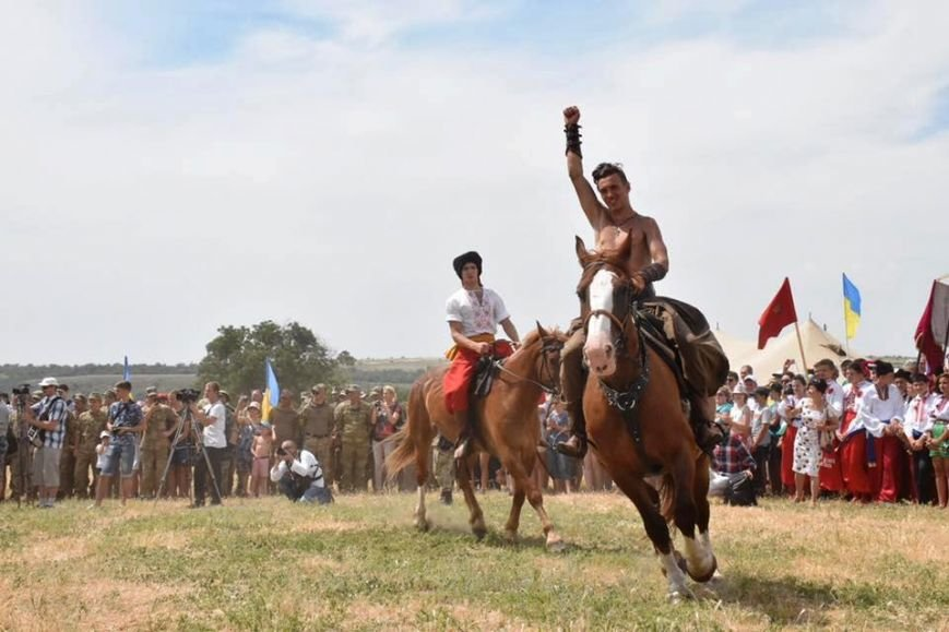 День конституции в Херсонской области отмечают в Каменской сечи (фото), фото-5