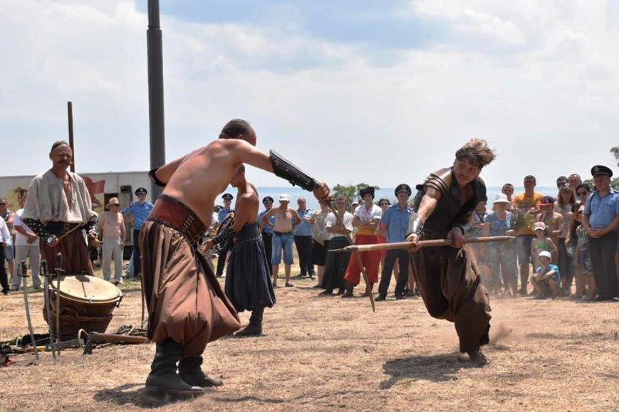 День конституции в Херсонской области отмечают в Каменской сечи (фото), фото-6