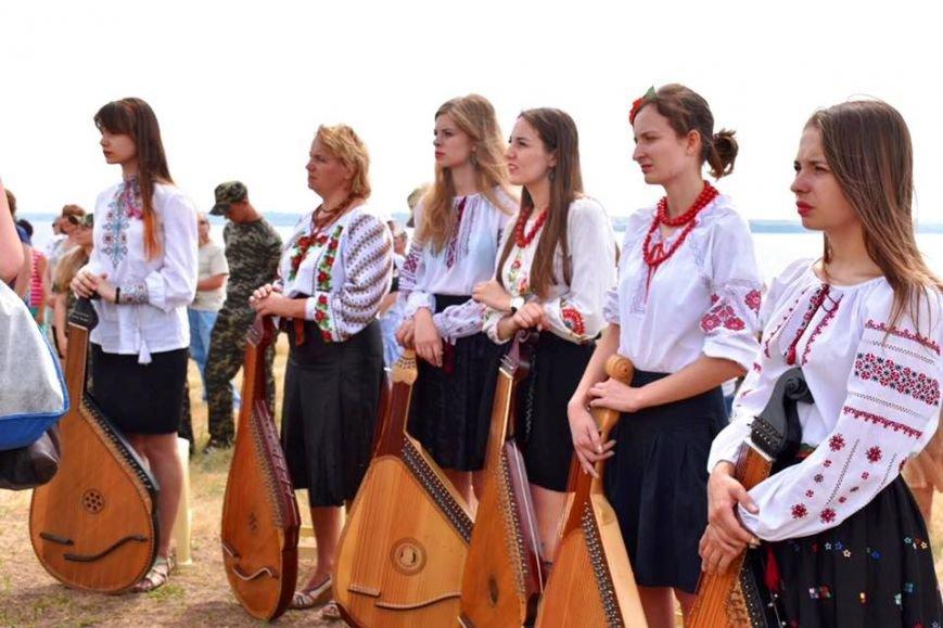 День конституции в Херсонской области отмечают в Каменской сечи (фото), фото-3