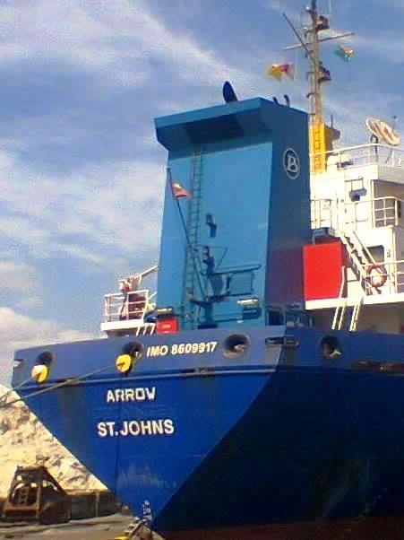 Администрация херсонского порта не знает, как выглядит флаг Украины? (фото), фото-1