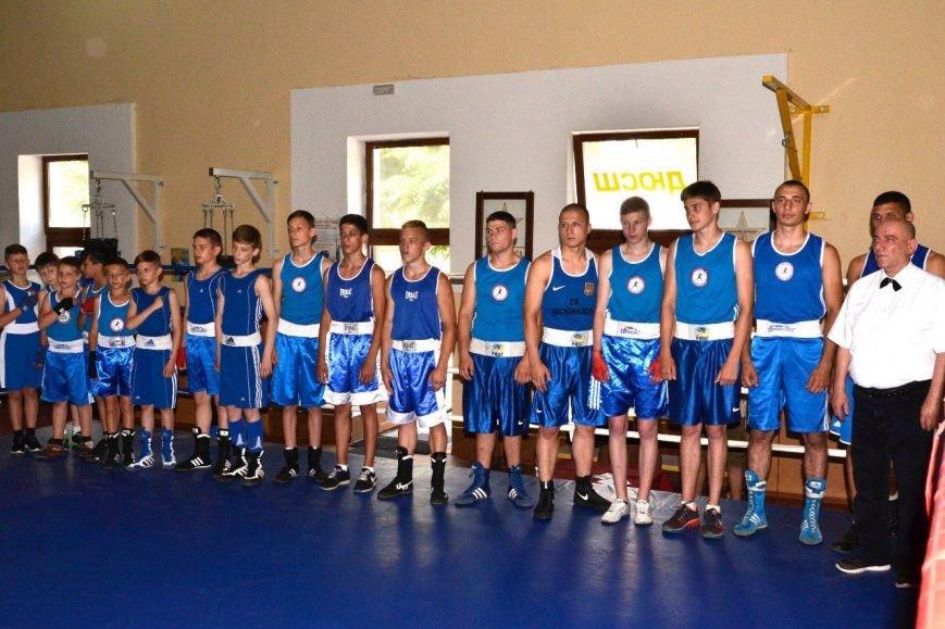 Боксери з Новограда-Волинського зайняли перше командне місце під час проведення турніру, фото-1